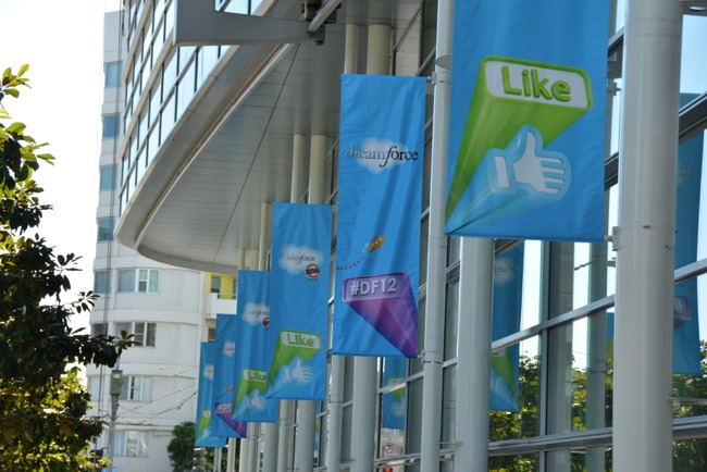 Street Banners Dreamforce pic 5